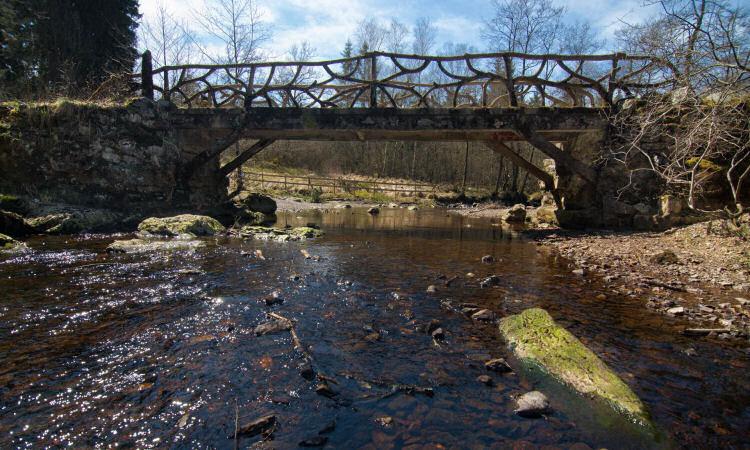 Pont de la Vecquee
