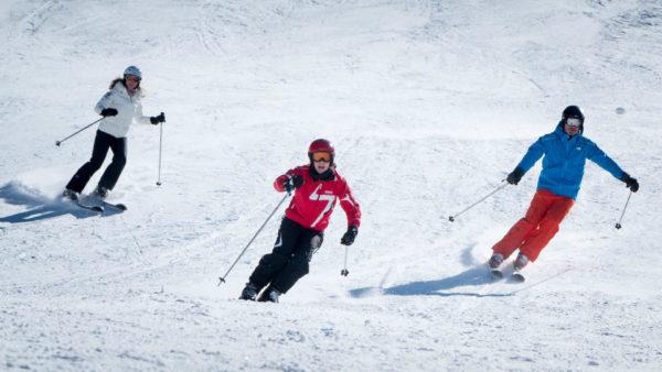 Skiën in de Ardennen bij Ovifat