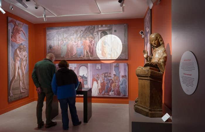 MUDIA kunstmuseum in Redu