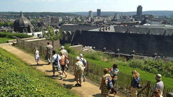 Les coteaux de la citadelle in Luik