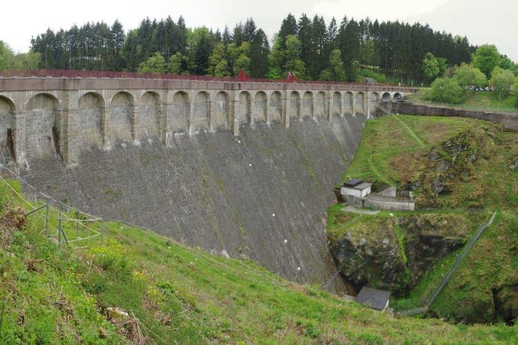 Stuwdam van Robertville