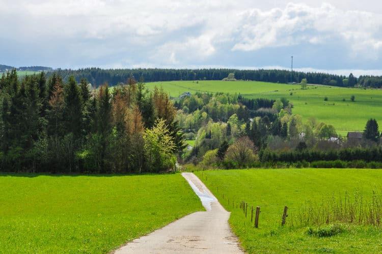 vallei van Achouffe