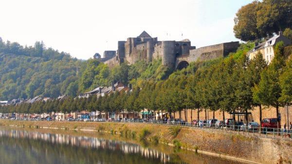 Wandeling rond Bouillon