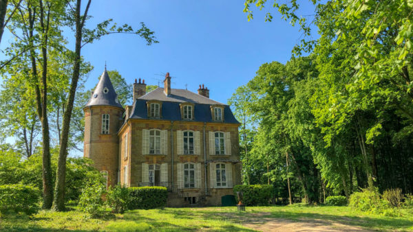 Prachtig karaktervol kasteel Franse Ardennen