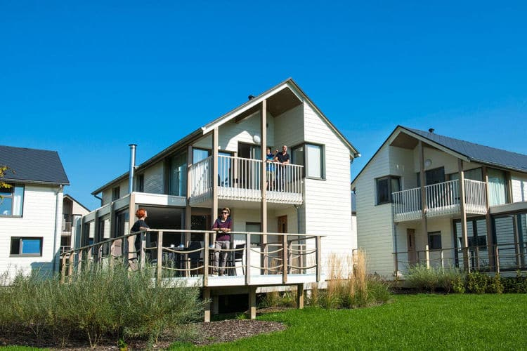 Golden Lakes Village Villa voor 6 personen