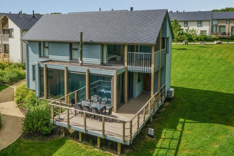 Luxe Vakantie Villa voor 8 personen