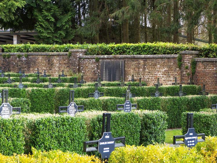 Begraafplaats van de Abdij van Scourmont