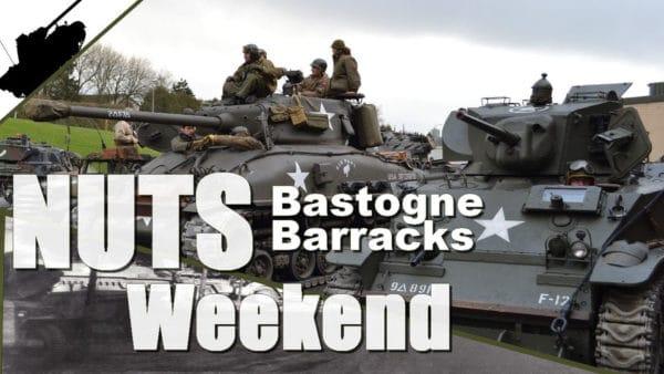 13-15 december NUTS weekend in Bastogne