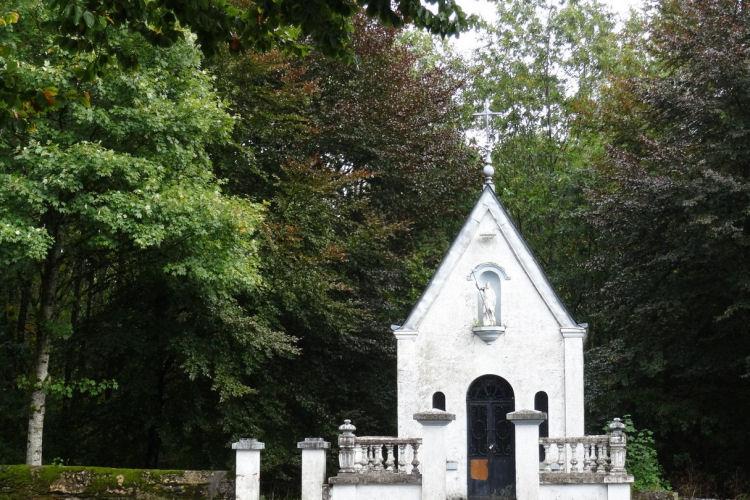 Chapelle de Bonhomme
