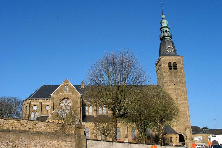 Kerk in Florenville