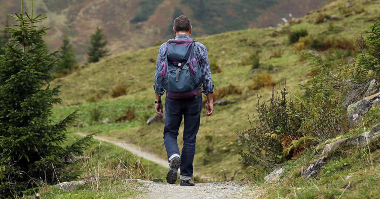 Geologische wandeling naar Roche à l'Appel