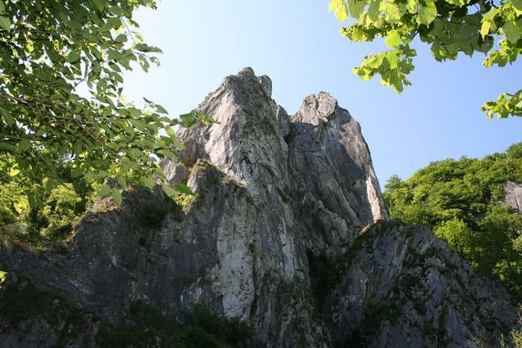 rotsen van Chaleux