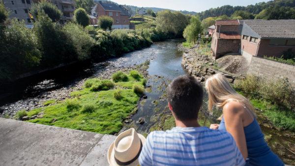 Bezoek Stavelot en omgeving