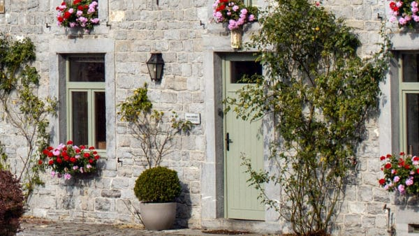 Sohier, één van de Mooiste Dorpjes van Wallonië