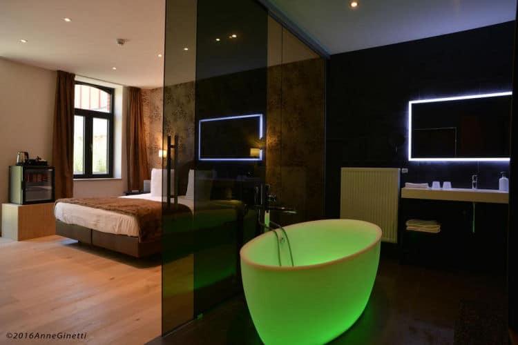 Kamers Hotel Le Manoir