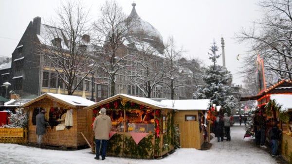 Geen Kerstmarkten in de Ardennen