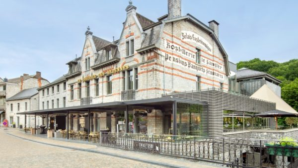 Hotel Sanglier **** in Durbuy