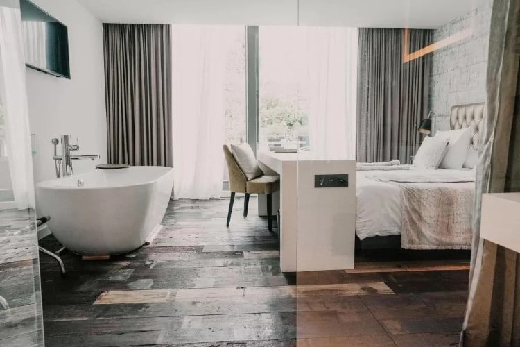Luxe kamer Hotel Sanglier Durbuy
