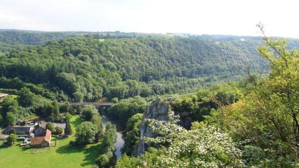 Panorama van Aiguilles de Chaleux