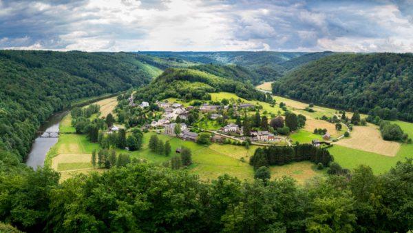 Panorama's en Uitkijkpunten in de Ardennen