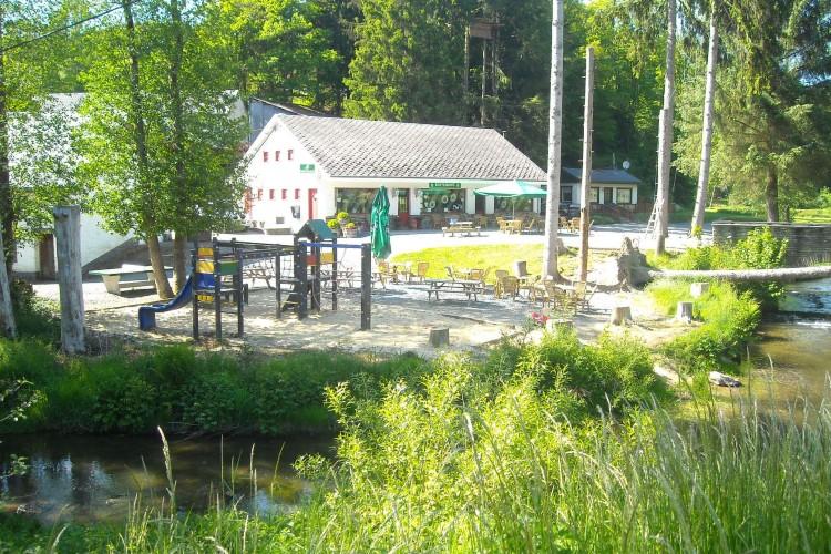 Camping Moulin de Bistain