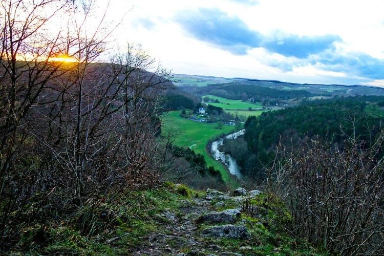 Uitkijkpunt Roche à pic