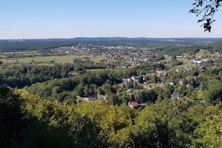 Rond Du Roi Uitkijkpunt Panorama Rochefort