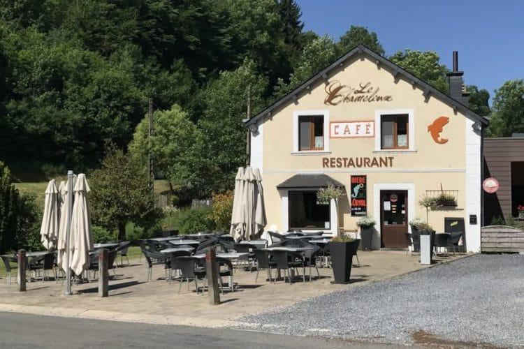 Cafe Le Chameleux