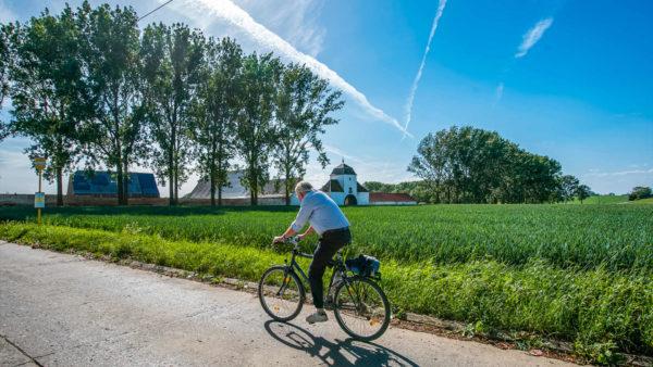 Weekend met de fiets in Brabants Haspengouw