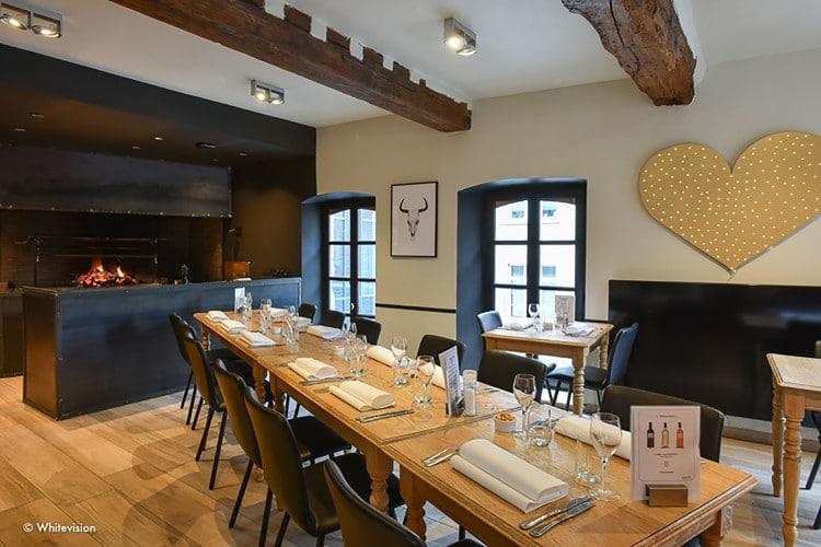 Grill Restaurant Hotel Les Tanneurs in Namen