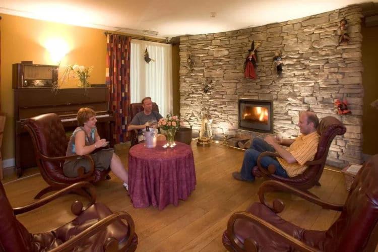 Restaurant en bar Hotel Melba in Bastogne