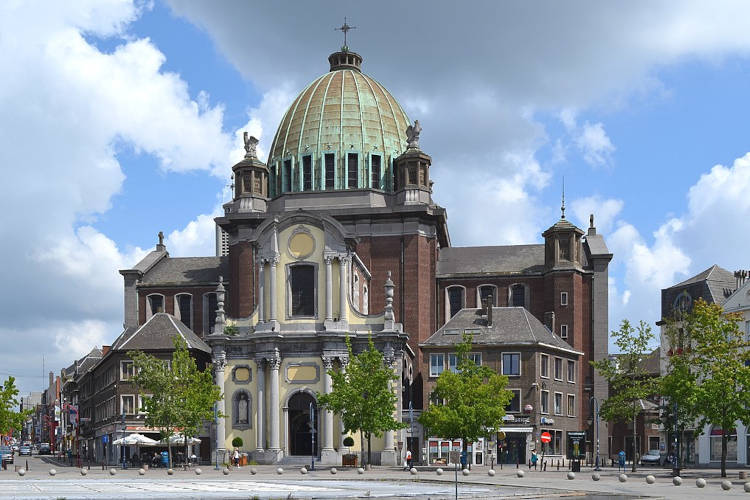 Charleroi-église-Saint-Christophe