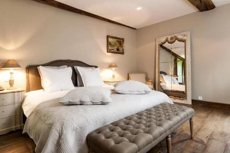 Chateau de Grandvoir Hotel luxe kamers