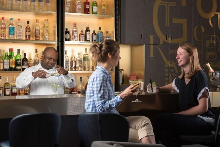 Novotel Charleroi Centre Bar en restaurant