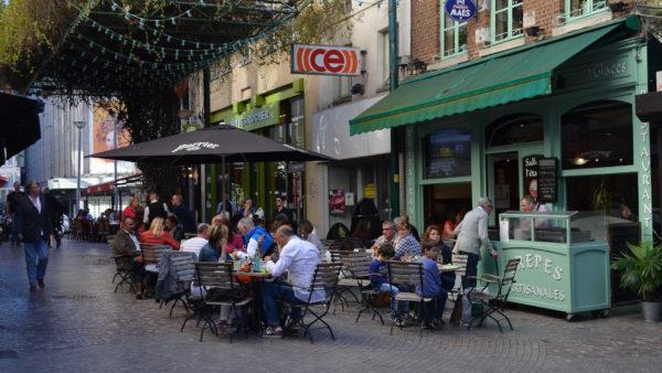 Stadscentrum van Charleroi