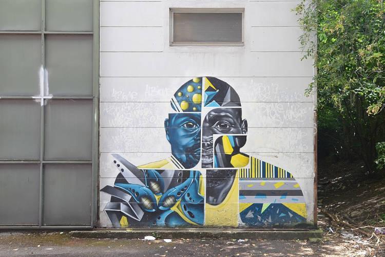 Street Art Charleroi