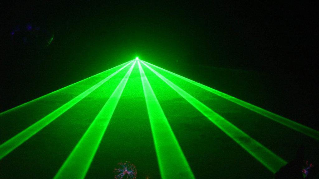 Outdoor Lasergame