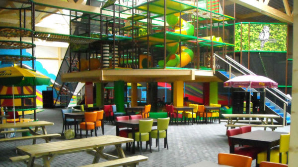 Speelparadijs Mared Indoor Deifelt