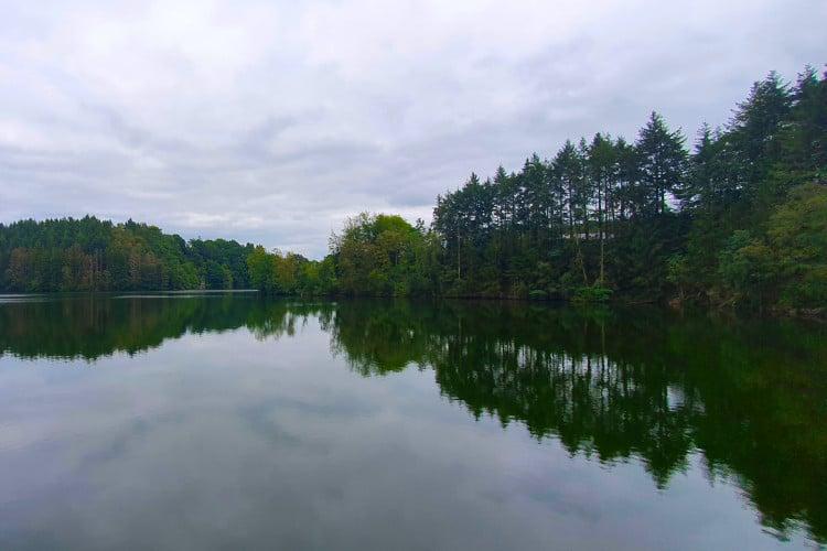 Stuwmeer van Robertville