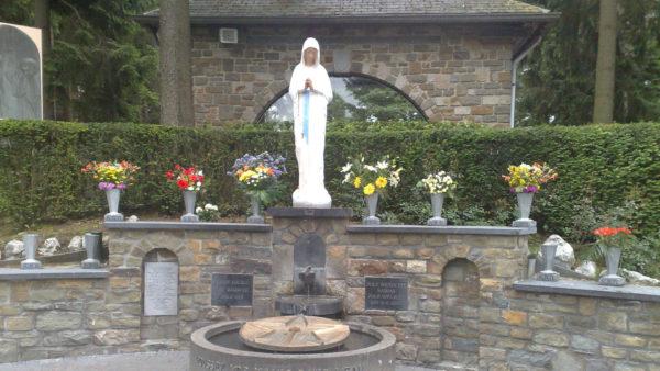 Maria bedevaartsoord in Banneux